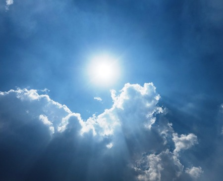 sun-shines