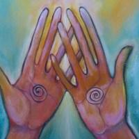 Reîncărcarea Energiei Spirituale Folosind Mâinile