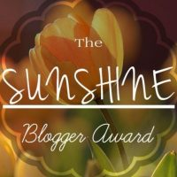 Sunshine Blogger Award (5)